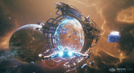 New screenshots of Everspace