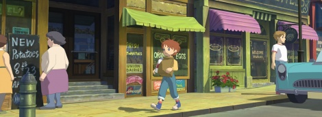 New screenshots of Ni no Kuni