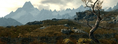 New Screenshots of Skyrim
