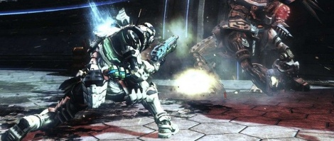 New screenshots of Vanquish