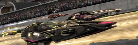 New Shots for Wipeout 2048