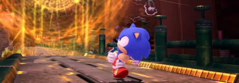 New Sonic Generations Screenshots
