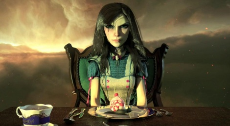 New teaser of Alice Madness Returns
