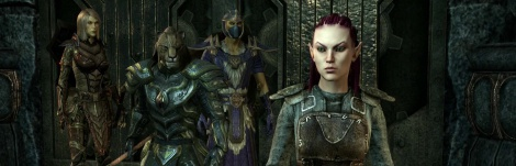 New TESO: Tamriel Unlimited trailer