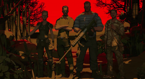 New trailer and date of Jagged Alliance: Rage!