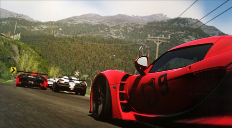 New trailer for DriveClub