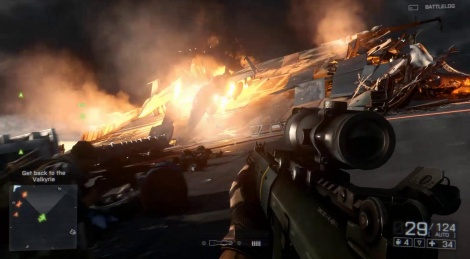 New trailer of Battlefield 4