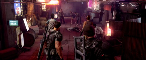 New trailer of Binary Domain