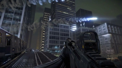 New trailer of Crysis 2