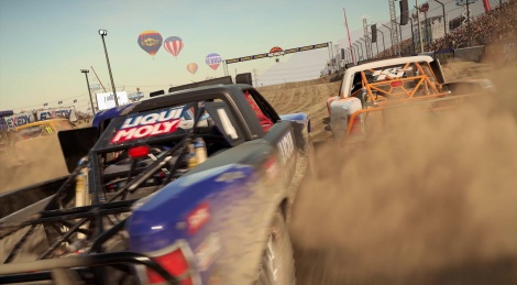 New trailer of DiRT 4