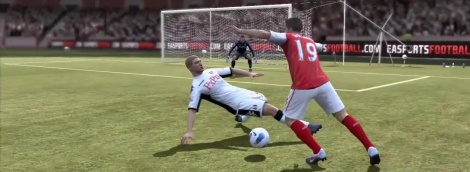 New Trailer of FIFA 12