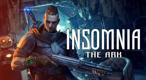 New trailer of INSOMNIA: The Ark