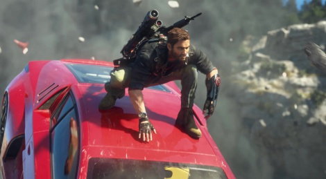 New trailer of Just Cause 3