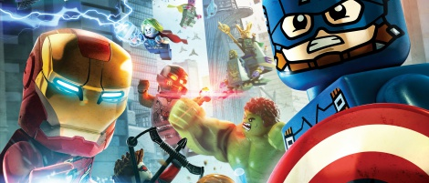 New trailer of LEGO Marvel's Avengers