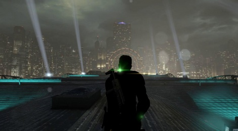 New trailer of Splinter Cell: Blacklist