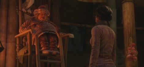 New trailer of Syberia 3