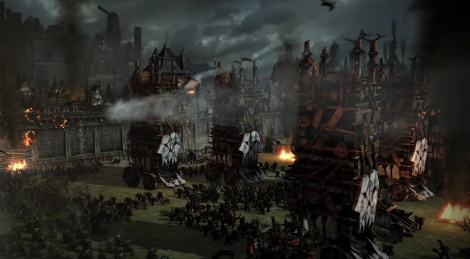 New trailer of Total War: Warhammer