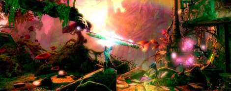 New trailer of Trine 2
