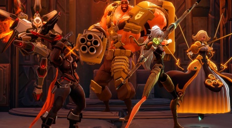 New trailers of Battleborn