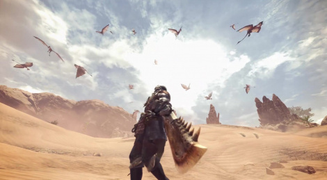 New trailers of Monster Hunter: World