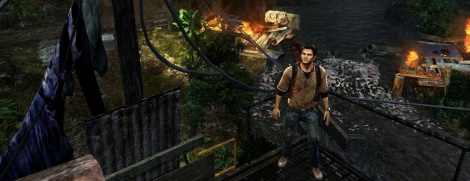 New Uncharted GA Screens