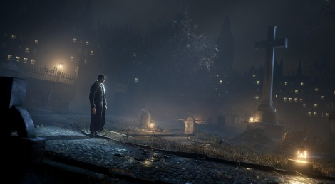 New Vampyr screenshots