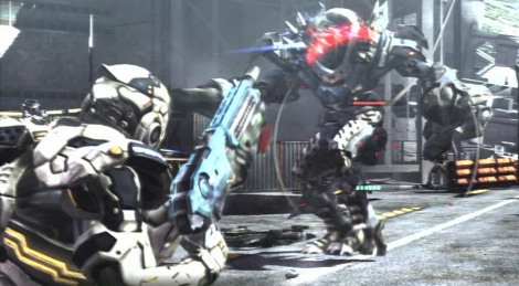 New Vanquish demo video