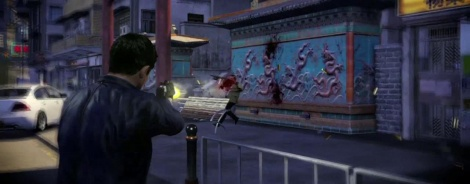 New video of Sleeping Dogs