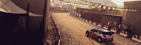 New WRC 2 Screenshots