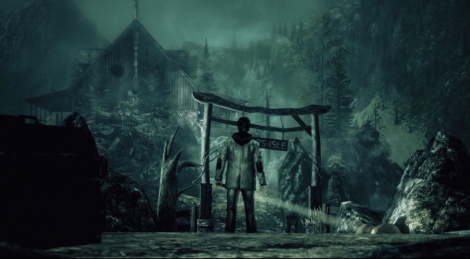 Next on Alan Wake