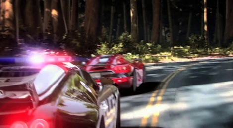 NFS Hot Pursuit: Choose your side!
