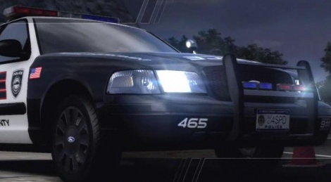 NFS Hot Pursuit: Video of the demo
