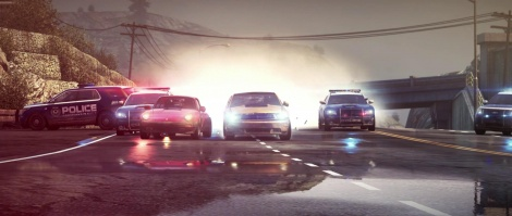 NFS Most Wanted: Get Wanted