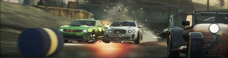 NFS Most Wanted: Multiplayer teaser