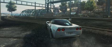 NFS Most Wanted shows new cars
