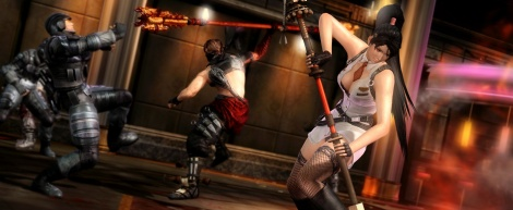 NG3 Razor's Edge coming to PS3/X360
