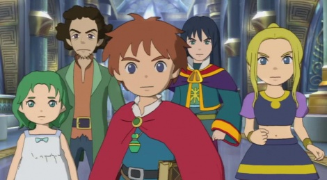 Ni no Kuni available everywhere