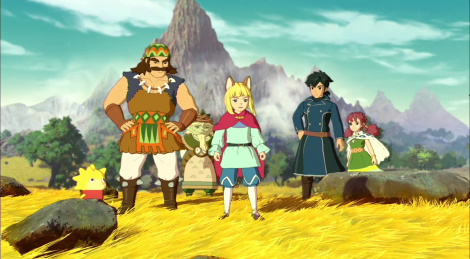 Ni no Kuni II is gold, new video and screens