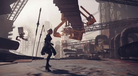 NieR: Automata demo is now available