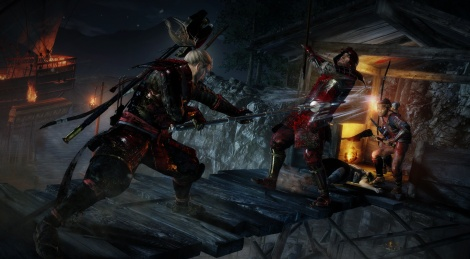 Nioh alpha demo is up on PS Store