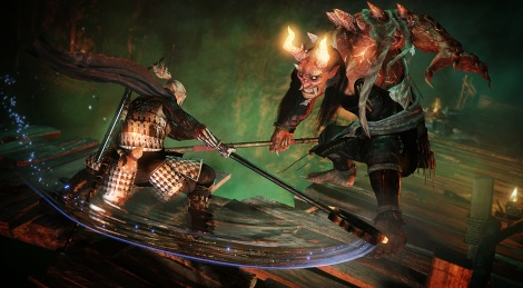 Nioh new screens, demo release date