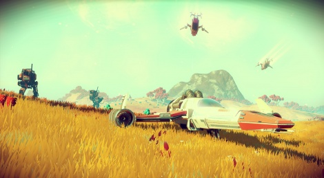 No Man's Sky launching June 21st