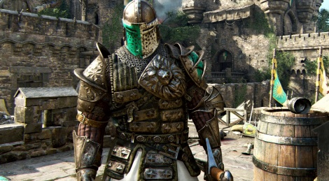 Nos vidéos PS4 de For Honor