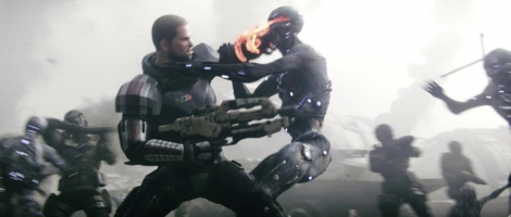Nouveau trailer de Mass Effect 3
