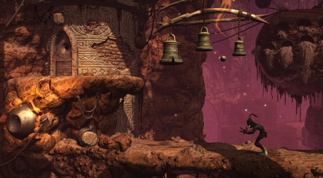 Oddworld gets a new 'n' tasty trailer