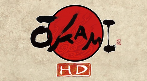 Okami HD is launched in painting