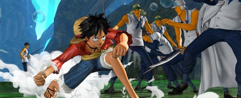 One Piece: Pirate Warriors announced