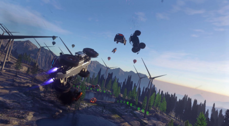 Onrush is back with a new trailer