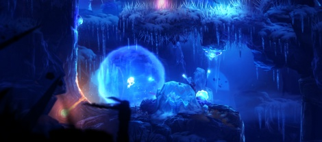 Ori and the Blind Forest new screens