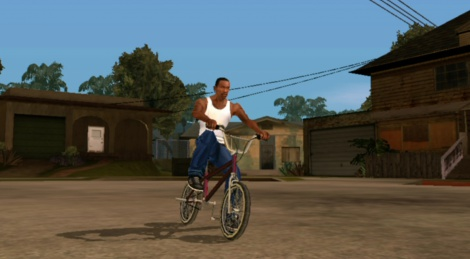 Our 360 videos of GTA San Andreas